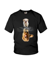 GAEA - Golden Retriever Dream New - 0908 - 1 Youth T-Shirt thumbnail