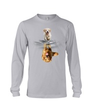 GAEA - Golden Retriever Dream New - 0908 - 1 Long Sleeve Tee tile