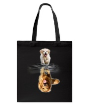 GAEA - Golden Retriever Dream New - 0908 - 1 Tote Bag thumbnail