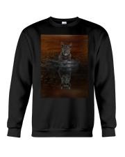 Scottish-Terrier Reflection Mug 1312 Crewneck Sweatshirt thumbnail