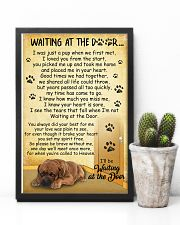 Dogue de Bordeaux Waiting At The Door Poster 2301 11x17 Poster lifestyle-poster-8
