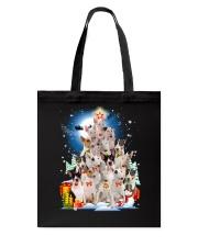 Bull Terrier Pine  Tote Bag thumbnail