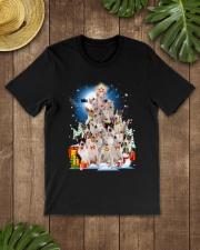 Bull Terrier Pine  Classic T-Shirt lifestyle-mens-crewneck-front-18