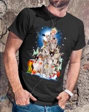 Bull Terrier Pine  Classic T-Shirt lifestyle-mens-crewneck-front-4
