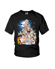 Bull Terrier Pine  Youth T-Shirt thumbnail