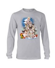 Bull Terrier Pine  Long Sleeve Tee thumbnail