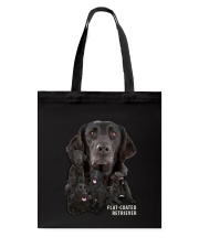 Flat-Coated Retriever Awesome Family 0701 Tote Bag thumbnail