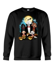 Poodle Dracula Family - Theia 1508 Crewneck Sweatshirt tile