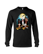 Poodle Dracula Family - Theia 1508 Long Sleeve Tee thumbnail