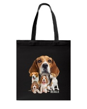 Beagle Awesome Family 0501 Tote Bag thumbnail