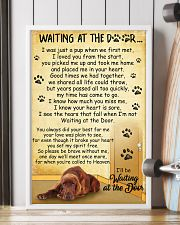 Irish Setter Waiting at the Door 11x17 Poster lifestyle-poster-4