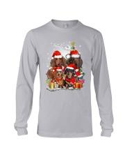 ZEUS - Dachshund Christmas- 2809 - 73 Long Sleeve Tee thumbnail