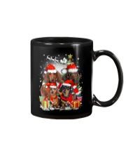 ZEUS - Dachshund Christmas- 2809 - 73 Mug thumbnail