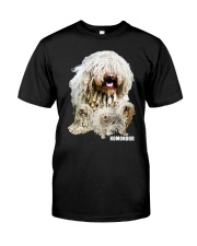 Komondor Awesome Family 0701 Classic T-Shirt front