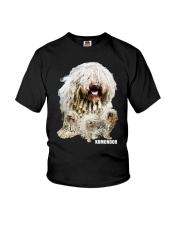 Komondor Awesome Family 0701 Youth T-Shirt tile