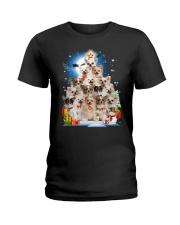 Chihuahua Pine - 1310 Ladies T-Shirt thumbnail