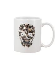 Pug Skull 1012 Mug thumbnail