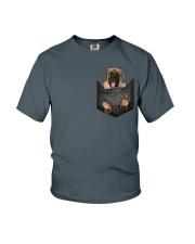 Bullmastiff Pocket 3 Youth T-Shirt thumbnail