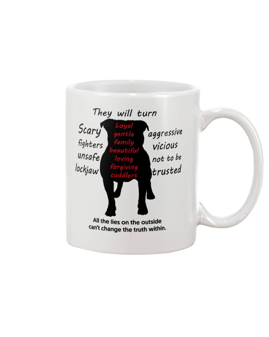 Pit Bull - The truth Mug