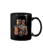 ZEUS - Dachshund Dreaming - 2809 - A7 Mug thumbnail