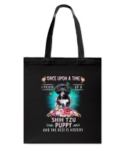 Shih Tzu puppy Tote Bag thumbnail