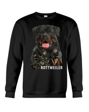Rottweiler Awesome Crewneck Sweatshirt thumbnail