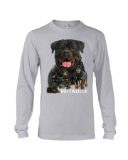 Rottweiler Awesome Long Sleeve Tee thumbnail
