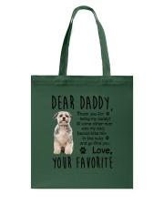 Shih Tzu Dear Daddy Mug 2201 Tote Bag thumbnail