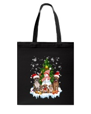 Staffie Family 2109 Tote Bag thumbnail