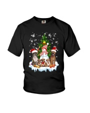 Staffie Family 2109 Youth T-Shirt thumbnail
