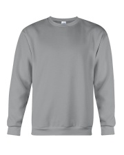 French Bulldog Scratch 1412 Crewneck Sweatshirt front