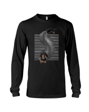 Dachshund Play Time 0210  Long Sleeve Tee tile
