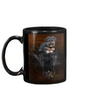 Bergamasco Shepherd Reflection Mug 1312 Mug back