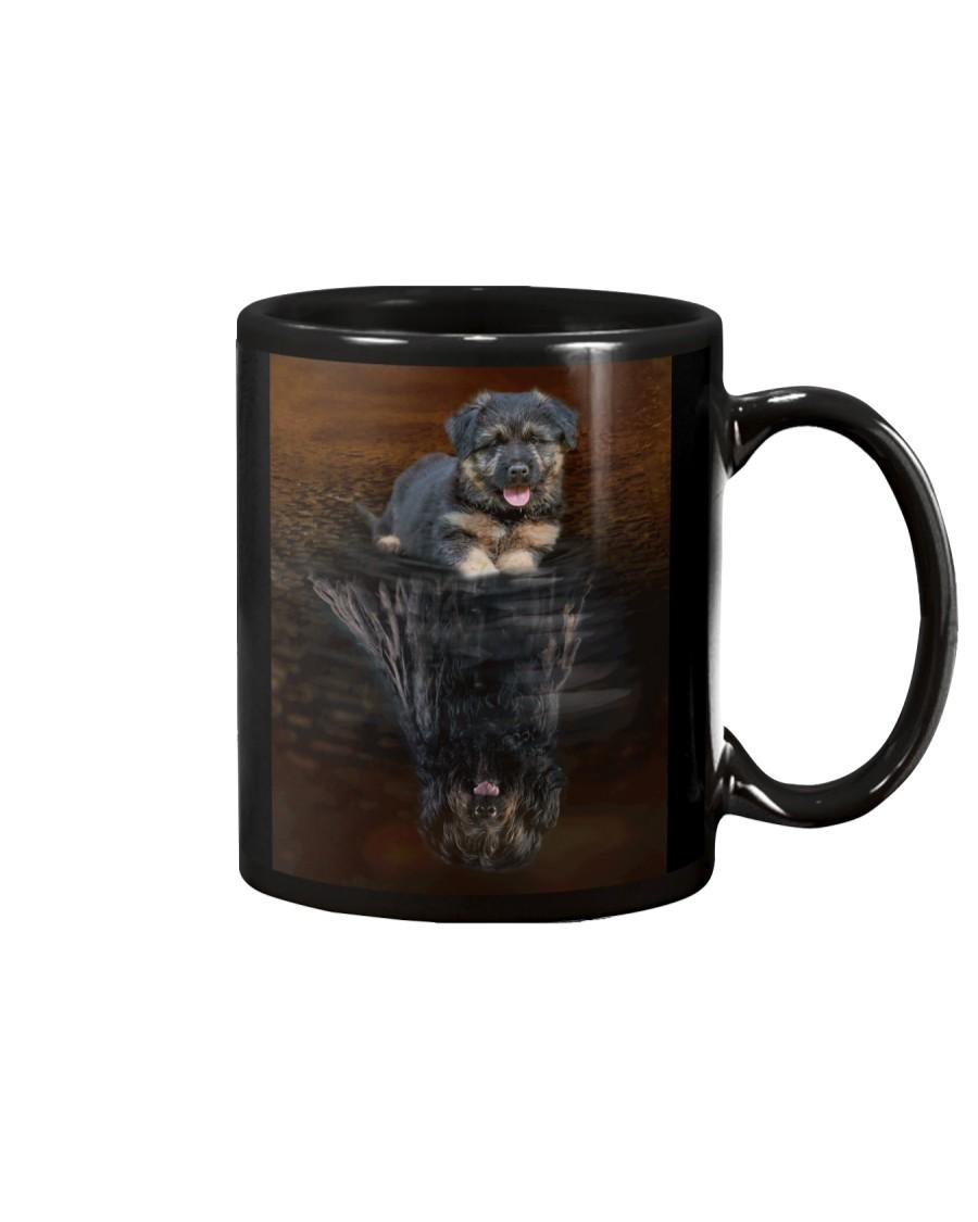 Bergamasco Shepherd Reflection Mug 1312 Mug