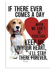English Foxhound In My Heart 11x17 Poster front