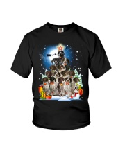 German Shorthaired Pointer Pine - 86 Youth T-Shirt thumbnail