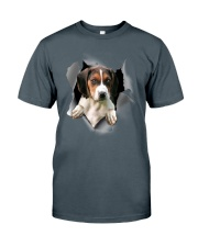 Treeing Walker Coonhound Scratch Hole Mug 2801 Classic T-Shirt thumbnail