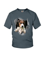 Treeing Walker Coonhound Scratch Hole Mug 2801 Youth T-Shirt thumbnail