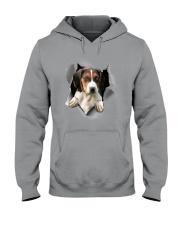 Treeing Walker Coonhound Scratch Hole Mug 2801 Hooded Sweatshirt thumbnail