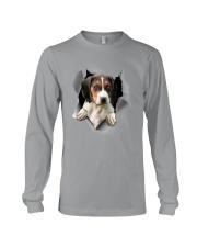 Treeing Walker Coonhound Scratch Hole Mug 2801 Long Sleeve Tee thumbnail