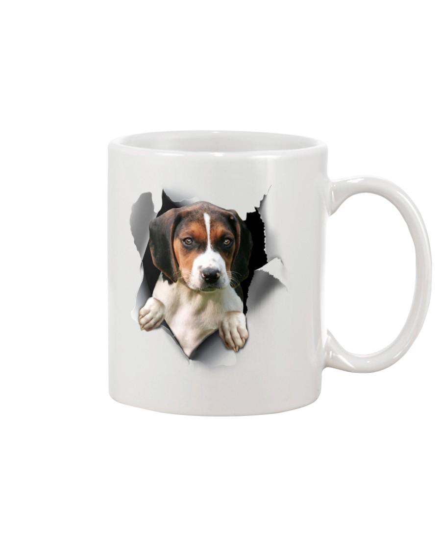 Treeing Walker Coonhound Scratch Hole Mug 2801 Mug