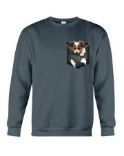 Papillon Pocket 4 Crewneck Sweatshirt thumbnail