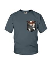 Papillon Pocket 4 Youth T-Shirt thumbnail