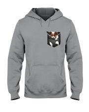Papillon Pocket 4 Hooded Sweatshirt thumbnail