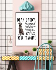 Great Dane Favorite 11x17 Poster lifestyle-poster-6