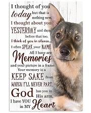 Swedish Vallhund I Have You Poster 1501  11x17 Poster front