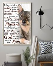 Swedish Vallhund I Have You Poster 1501  11x17 Poster lifestyle-poster-1