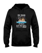 My Dog and My Soul 2609 Hooded Sweatshirt thumbnail