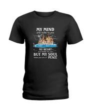 My Dog and My Soul 2609 Ladies T-Shirt thumbnail
