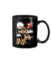 Golden Retriever Reindeers Mug thumbnail